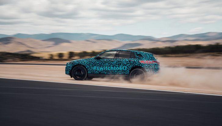 Mercedes EQC, prezzi e allestimenti del SUV elettrico - Foto 35 di 59