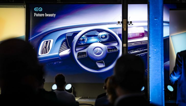 Mercedes EQC, prezzi e allestimenti del SUV elettrico - Foto 8 di 59