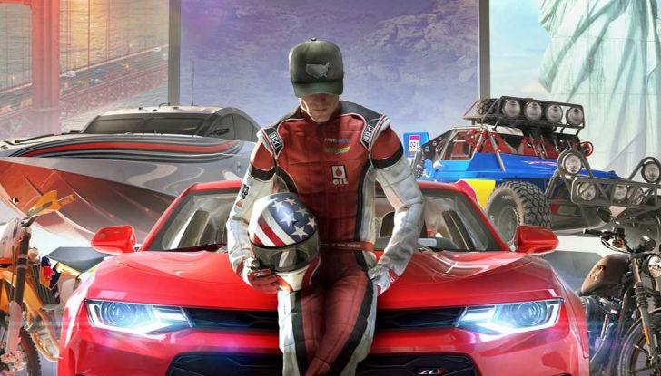 The Crew 2: auto, moto, aerei e motoscafi su PS4 e Xbox One - Foto 1 di 11