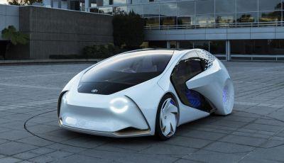 Toyota supporta la mobilità alle Olimpiadi di Tokyo 2020