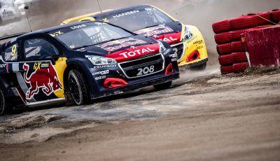 Il commento del team Peugeot dopo il podio canadese nel WRX con la 208 Evo