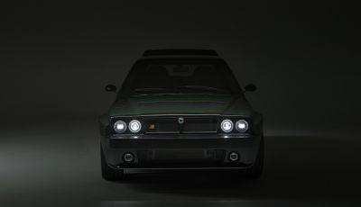 Lancia Delta Integrale Speciale 2018, rinasce un mito con Amos Automobili