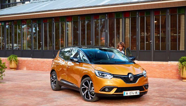 Prova nuova Renault Scenic: ora con il benzina TCe da 115, 140 e 160CV [VIDEO] - Foto 20 di 24
