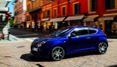 Alfa Romeo Mito: stop alle vendite dal 2019