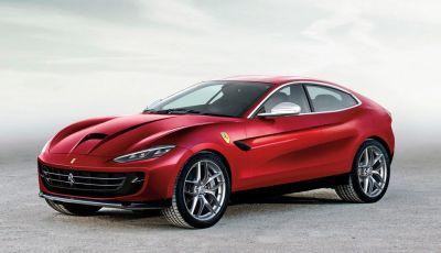 Ferrari Purosangue: il SUV del Cavallino ibrido… e anche elettrico?
