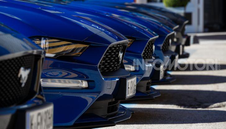 Nuova Ford Mustang GT 2018: La prova del V8 da 450CV - Foto 18 di 27