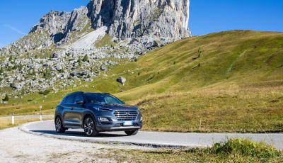 Nuova Hyundai Tucson 2018: Prova su strada del nuovo SUV Hi-Tech