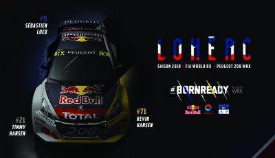 I commenti del Team Peugeot Total prima della gara di casa nel WRX