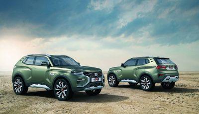 Lada Vision 4×4 Concept 2018: torna il SUV più economico al mondo