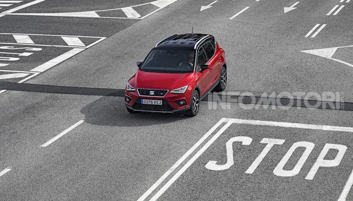 Nuova Seat Arona TGI: il primo SUV/Crossover a Metano - Foto 7 di 15