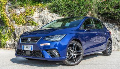 Prova nuova Seat Ibiza 2018: a bordo della FR 1.0 da 115CV