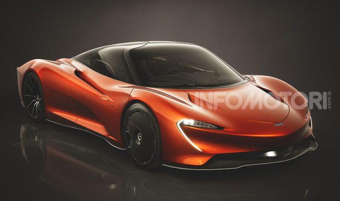 McLaren Speedtail, la hypercar da 391 km/h - Foto 15 di 16