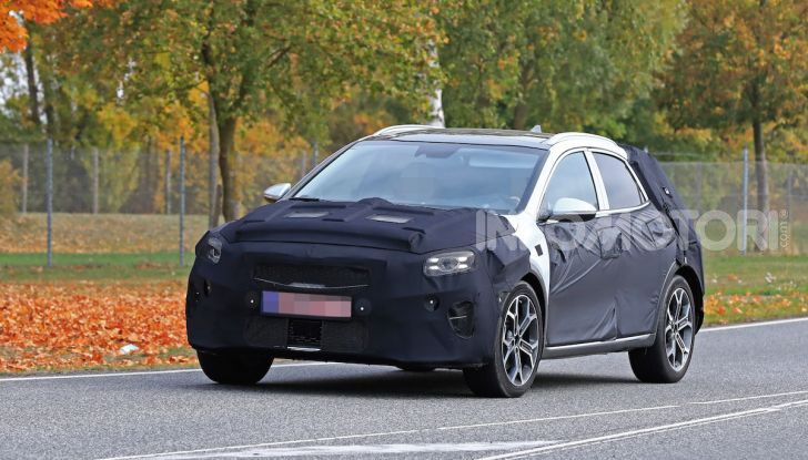 Kia Ceed SUV 2020: il terzo elemento tra Stonic e Sportage - Foto 7 di 31
