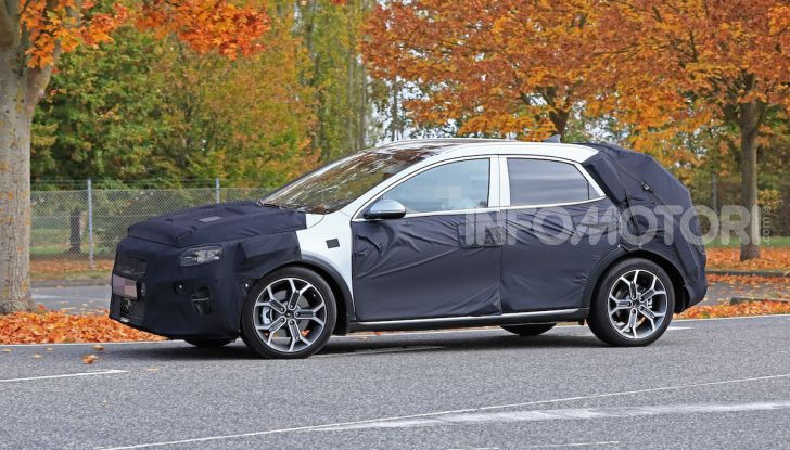Kia Ceed SUV 2020: il terzo elemento tra Stonic e Sportage - Foto 9 di 31
