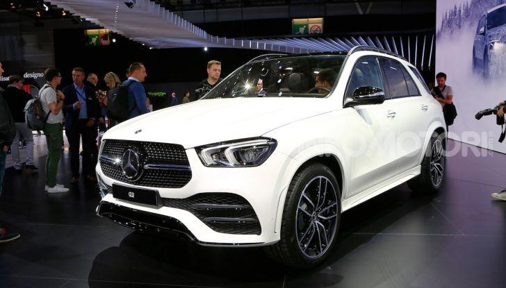 Mercedes-Benz GLE 2019: nuovi motori, tecnologia di riferimento e comfort superlativo - Foto 15 di 24