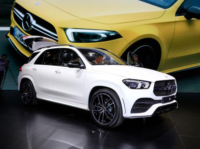 Mercedes-Benz GLE 2019: Nuovi motori, tecnologia di riferimento e comfort superlativo