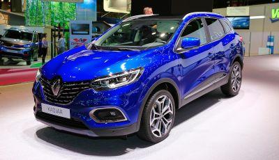 Renault Kadjar 2018: tecnica rivista per il crossover alla francese
