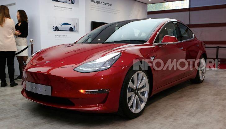 Tesla Model 3 é l'auto più venduta negli USA - Foto 1 di 26