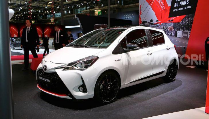Toyota Yaris GR Sport - Foto 1 di 10