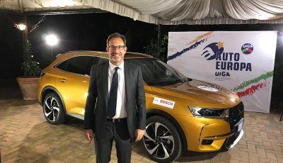DS7 Crossback eletta Auto Europa 2019