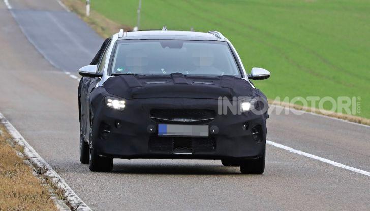 Kia Ceed SUV 2020: il terzo elemento tra Stonic e Sportage - Foto 16 di 31