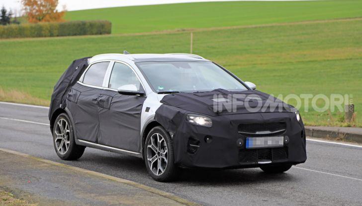 Kia Ceed SUV 2020: il terzo elemento tra Stonic e Sportage - Foto 28 di 31