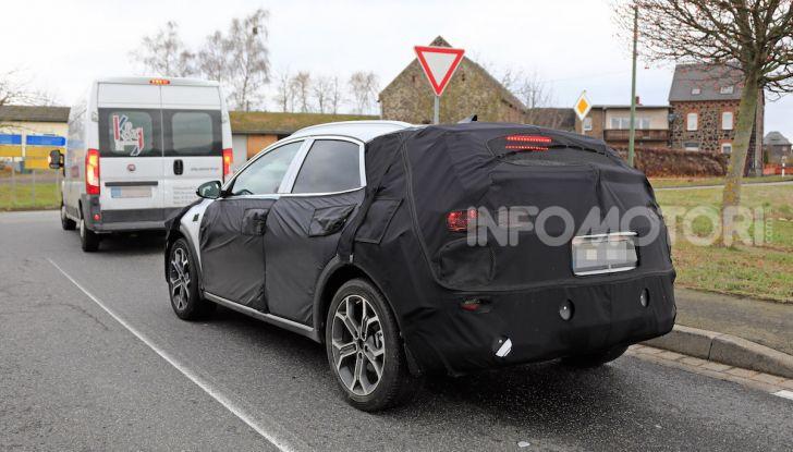 Kia Ceed SUV 2020: il terzo elemento tra Stonic e Sportage - Foto 30 di 31