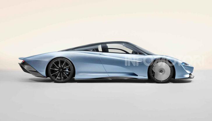 McLaren Speedtail, la hypercar da 391 km/h - Foto 2 di 16