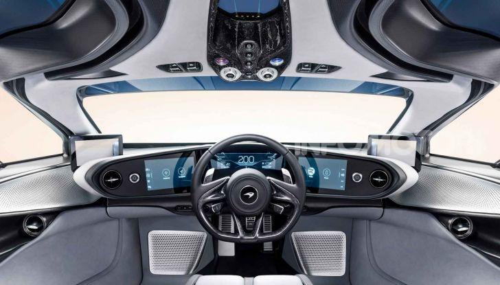 McLaren Speedtail, la hypercar da 391 km/h - Foto 6 di 16