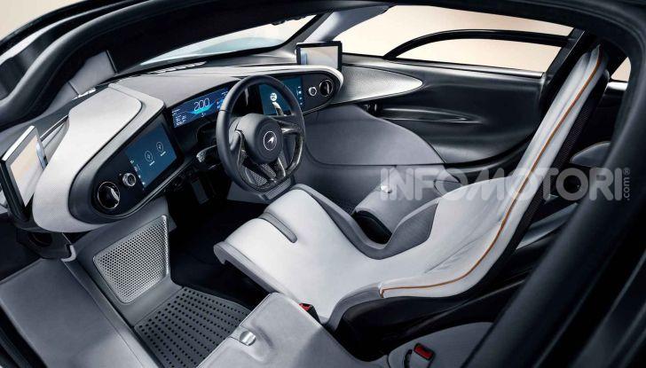 McLaren Speedtail, la hypercar da 391 km/h - Foto 7 di 16