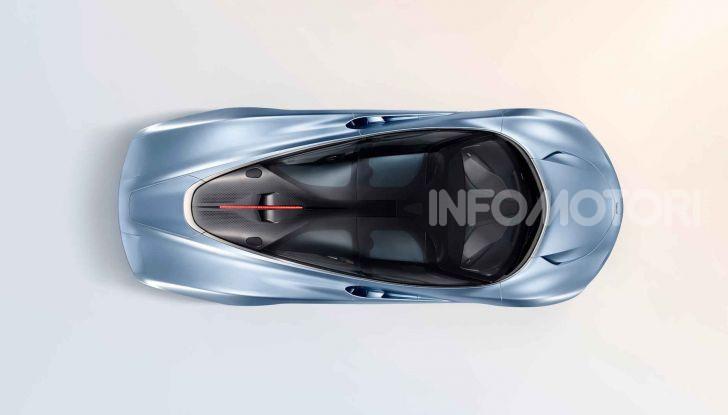 McLaren Speedtail, la hypercar da 391 km/h - Foto 9 di 16