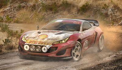Le 8 auto da rally più assurde di sempre