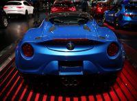 Le foto più belle di Alfa Romeo al Salone di Los Angeles 2018