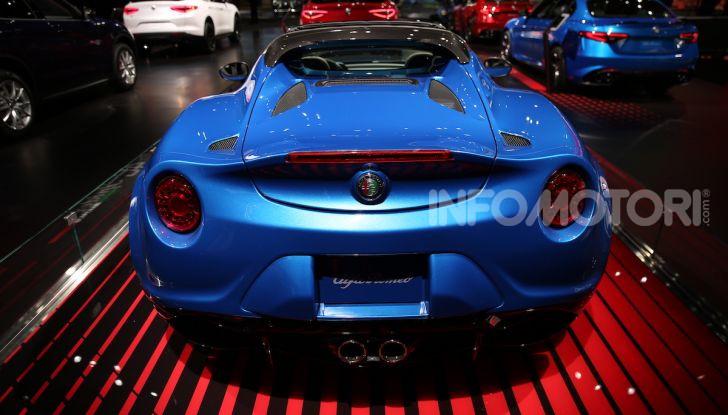 Le foto più belle di Alfa Romeo al Salone di Los Angeles 2018 - Foto 1 di 8