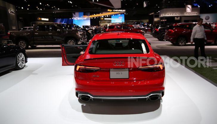 Tutte le novità di Audi al Salone di Los Angeles 2018 - Foto 23 di 26