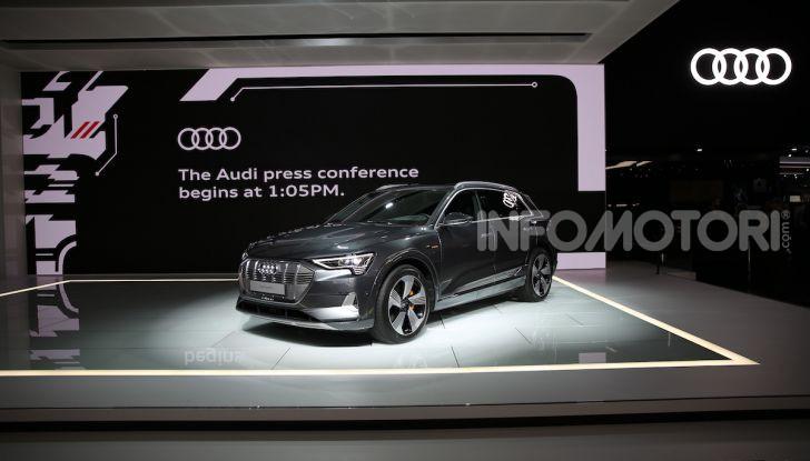 Tutte le novità di Audi al Salone di Los Angeles 2018 - Foto 25 di 26