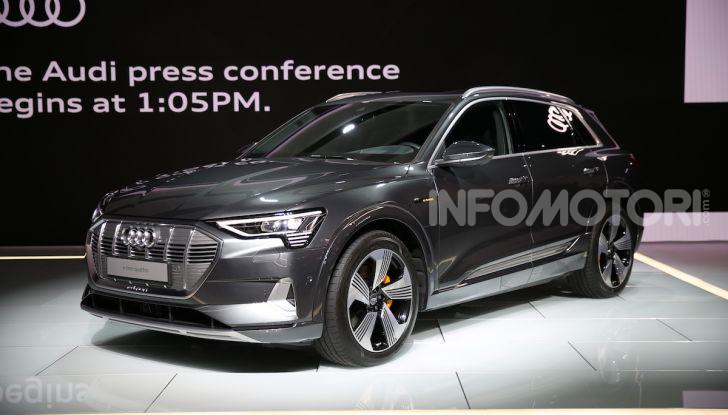 Tutte le novità di Audi al Salone di Los Angeles 2018 - Foto 26 di 26