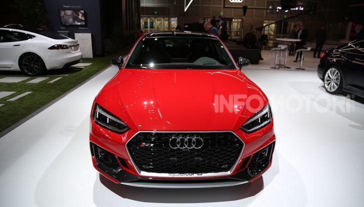 Tutte le novità di Audi al Salone di Los Angeles 2018 - Foto 9 di 26