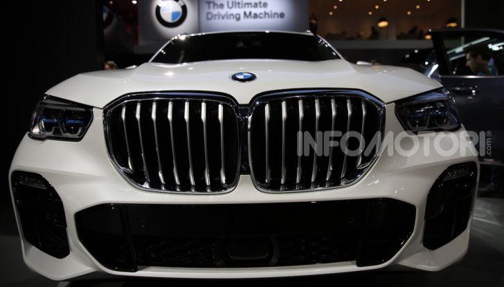 Il meglio dello stand BMW al Salone di Los Angeles 2018 - Foto 34 di 87