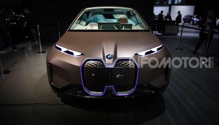 Il meglio dello stand BMW al Salone di Los Angeles 2018 - Foto 45 di 87
