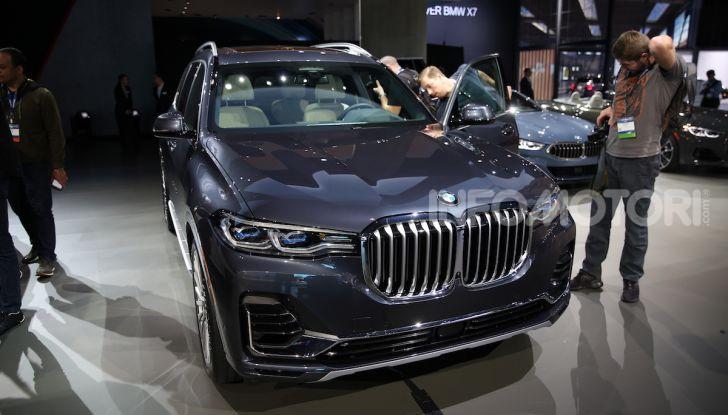 Il meglio dello stand BMW al Salone di Los Angeles 2018 - Foto 75 di 87