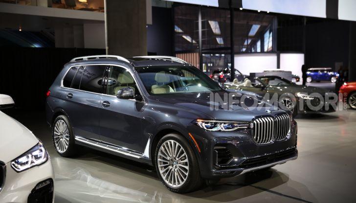 Il meglio dello stand BMW al Salone di Los Angeles 2018 - Foto 84 di 87