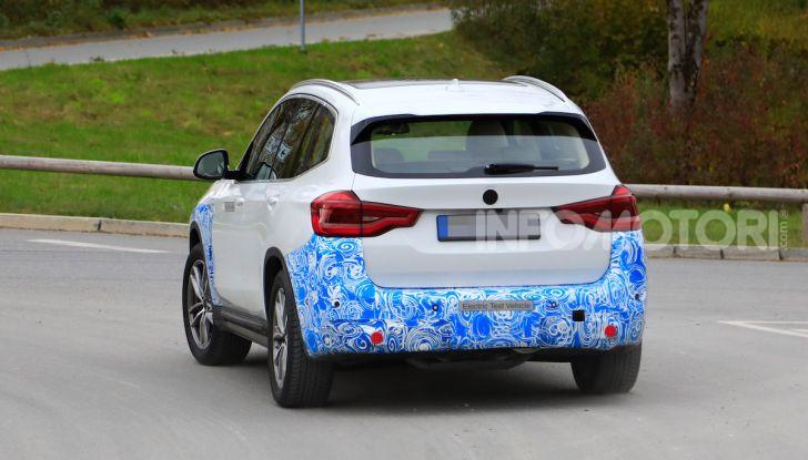 BMW iX3 2020: il SUV elettrico premium è Made in China - Foto 3 di 59