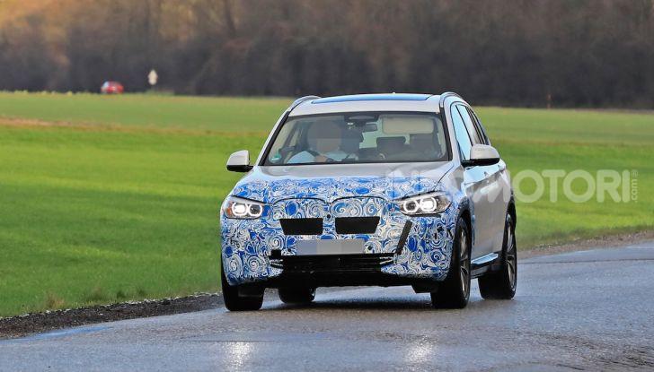 BMW iX3 2020: il SUV elettrico premium è Made in China - Foto 24 di 59
