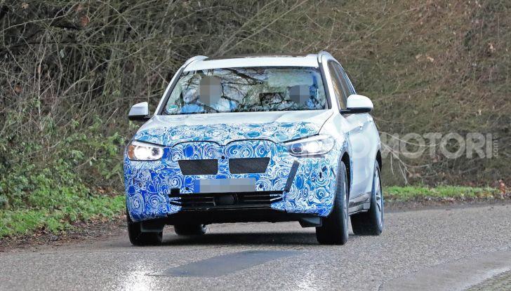 BMW iX3 2020: il SUV elettrico premium è Made in China - Foto 34 di 59