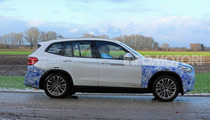 BMW iX3 2020: il SUV elettrico premium è Made in China - Foto 37 di 59