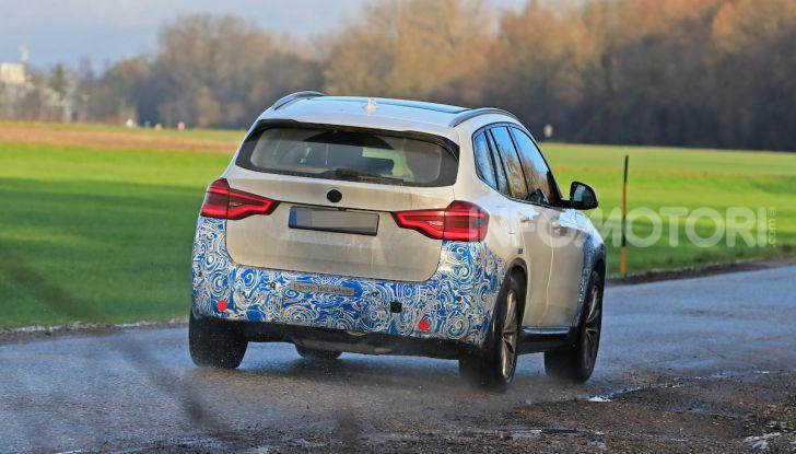 BMW iX3 2020: il SUV elettrico premium è Made in China - Foto 40 di 59