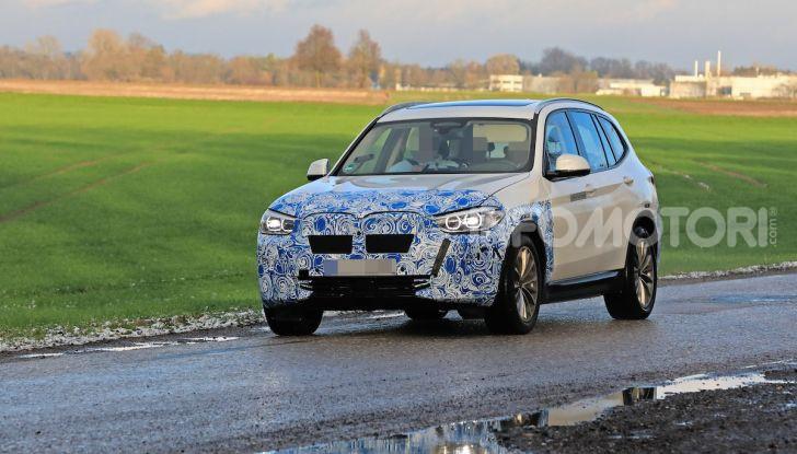 BMW iX3 2020: il SUV elettrico premium è Made in China - Foto 26 di 59