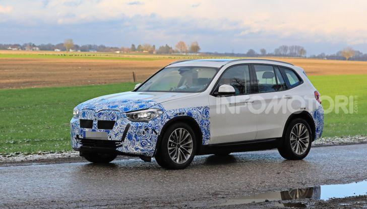 BMW iX3 2020: il SUV elettrico premium è Made in China - Foto 28 di 59