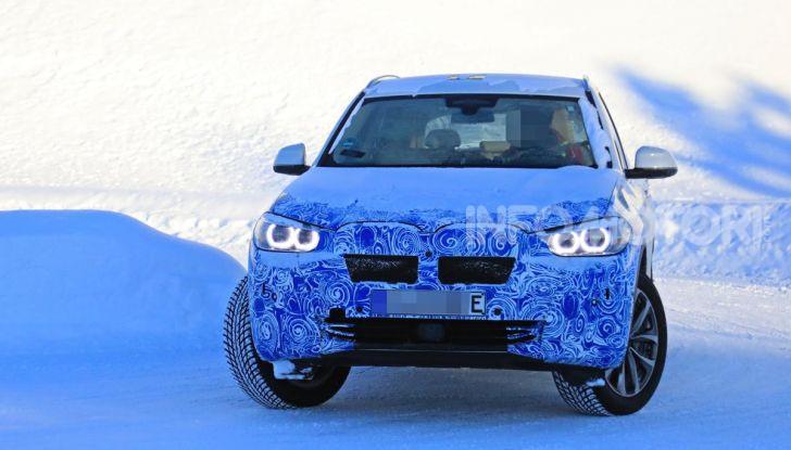 BMW iX3 2020: il SUV elettrico premium è Made in China - Foto 59 di 59